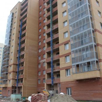 ЖК на Мужества (Красноярск) – фото №1