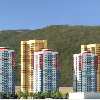 ЖК Олимп (Красноярск) – фото №1