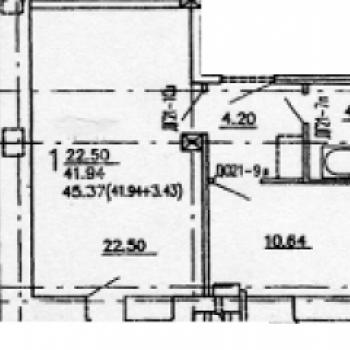 Дом по ул. Перекальского (Курск) – планировка №1