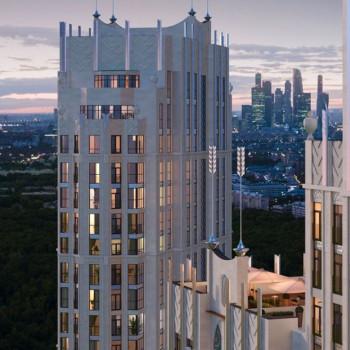 Городские резиденции Спайрс (Москва) – фото №1