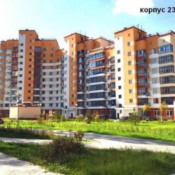 ЖК Зеленый бор (Москва) – фото №1