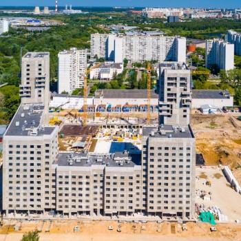 ЖК Нормандия (Москва) – фото (альбом 1)
