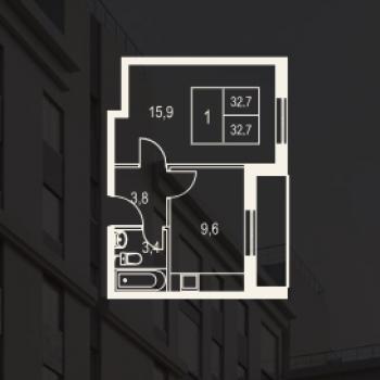 ЖК Олимп (Москва) – планировка №3