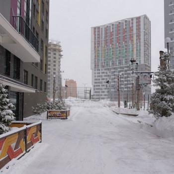ЖК Новая Звезда (Москва) – фото №1