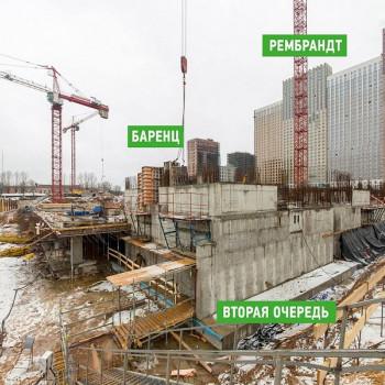 ЖК Селигер Сити (Москва) – фото №2