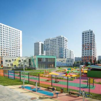 ЖК Ривер Парк (Москва) – фото (альбом 1)