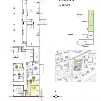 ЖК Тополя (Москва) – планировка №13
