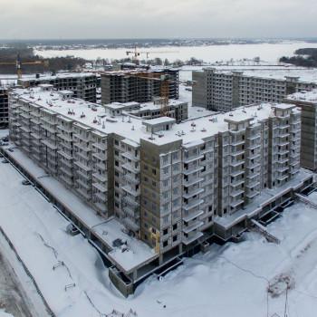 ЖК Пироговская Ривьера (Москва) – фото №8