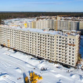 ЖК Пироговская Ривьера (Москва) – фото №2