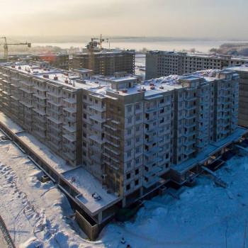 ЖК Пироговская Ривьера (Москва) – фото №13
