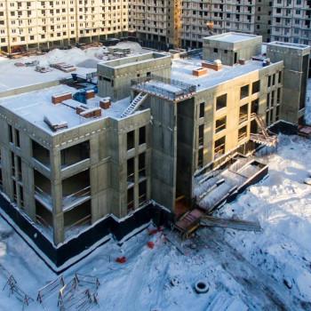 ЖК Пироговская Ривьера (Москва) – фото №14