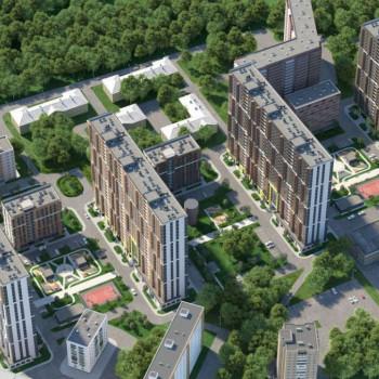 ЖК Сердце Одинцово (Москва) – фото (альбом 1)