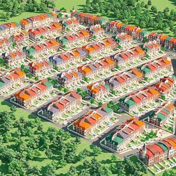 Коттеджный поселок Баден-Баден (Нижний Новгород) – фото №3