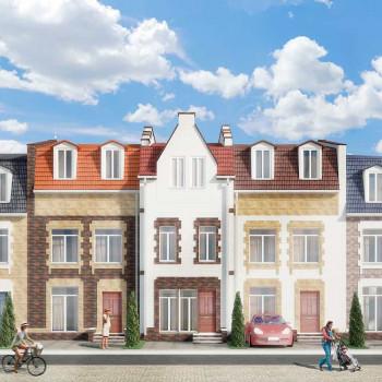 Коттеджный поселок Баден-Баден (Нижний Новгород) – фото №1