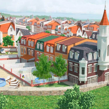 Коттеджный поселок Баден-Баден (Нижний Новгород) – фото №2