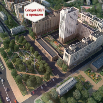 ЖК Москва Градъ (Нижний Новгород) – фото №1