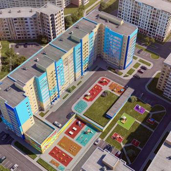 ЖК Облака (Нижний Новгород) – фото №1