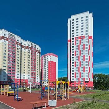ЖК Белый город (Нижний Новгород) – фото №1