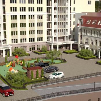 ЖК Континенталь (Нижний Новгород) – фото №1