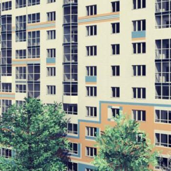 ЖК по ул.Боевых Дружин (Нижний Новгород) – фото №1
