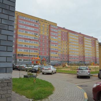 ЖК Заречный (Нижний Новгород) – фото №1
