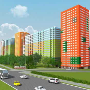 ЖК Красная поляна (Нижний Новгород) – фото №3