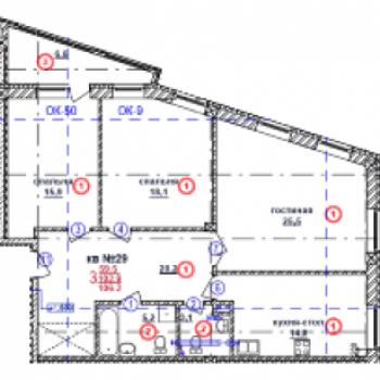 ЖК Почаинский дом (Нижний Новгород) – планировка №4