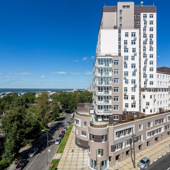 ЖК Дом с террасами (Нижний Новгород) – фото №1