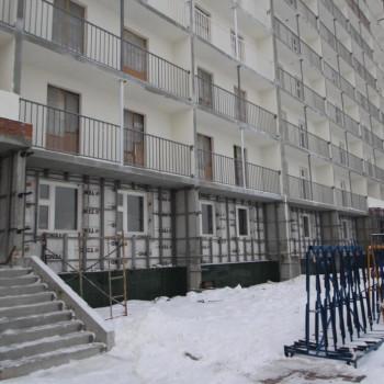 ЖК Радуга Сибири (Новосибирск) – фото №1