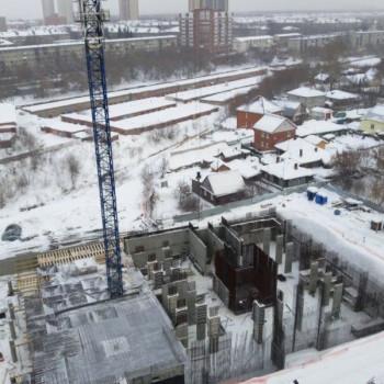 ЖК Калининский 2 (Новосибирск) – фото №1