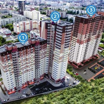 ЖК Дианит (Новосибирск) – фото №1