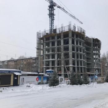 ЖК дом на Лежена (Новосибирск) – фото №2