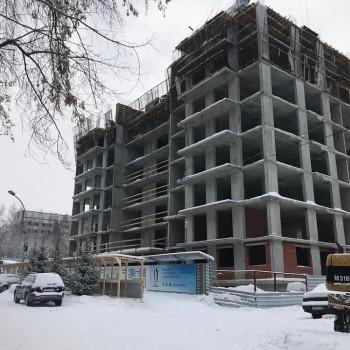 ЖК дом на Лежена (Новосибирск) – фото №3