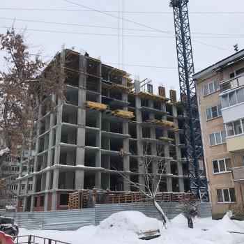 ЖК дом на Лежена (Новосибирск) – фото №4