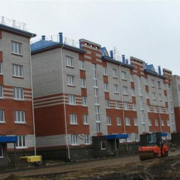 Микрорайон Садовый (Омск) – фото №1