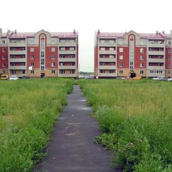 Микрорайон Ясная Поляна (Омск) – фото №1