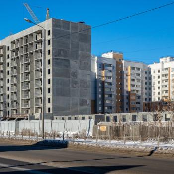 ЖК Тарская крепость 2 (Омск) – фото №1