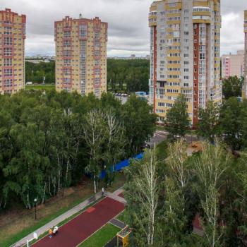 ЖК Березовая роща (Омск) – фото №7
