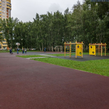 ЖК Березовая роща (Омск) – фото №4