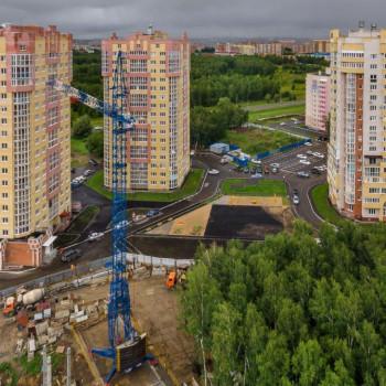 ЖК Березовая роща (Омск) – фото №5