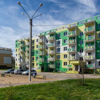 ЖК Чередовый (Омск) – фото №2