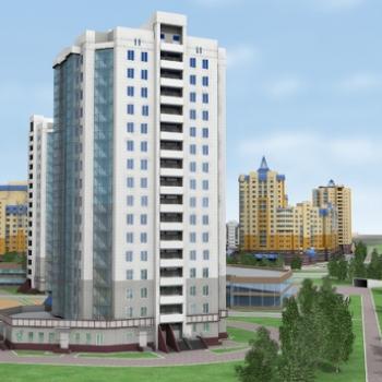 ЖК по ул. 70 лет Октября (Омск) – фото №2