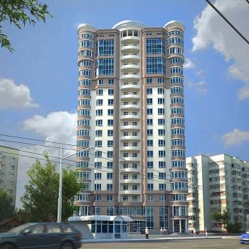 ЖК на ул. Чкалова (Оренбург) – фото №1