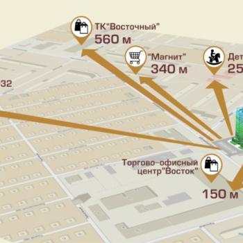ЖК Лазурный (Оренбург) – фото №1