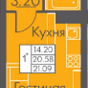 Микрорайон Ива (Пермь) – планировка №5
