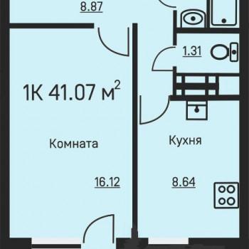 Дом на ул. Иньвенская (Пермь) – планировка №4
