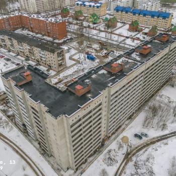 Дом на ул. Менжинского (Пермь) – фото №2