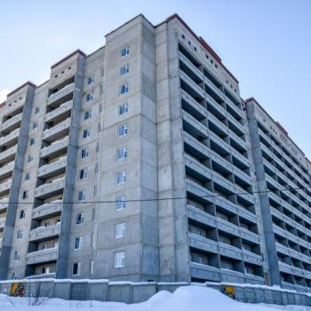 Дом на ул. Менжинского (Пермь) – фото (альбом 1)