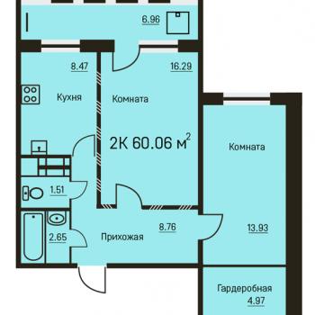 Дом на ул. 5-ая Каховская (Пермь) – планировка №4