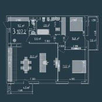 Резиденция Ника Парк (Рязань) – планировка №2